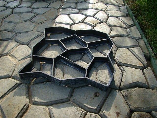 форма на бетон